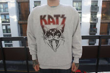 Kiss Kats - rock and roll kittens -super awesome cat and band swearer jumper