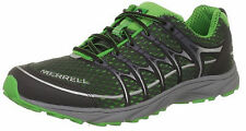 Merrell Mens Mix Master Move Trainers - Black/Parrot Green