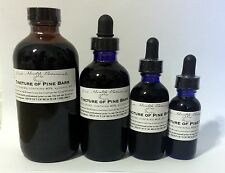 Pine Bark Tincture, Extract, OPC Supplement, Highest Quality, Multiple Sizes