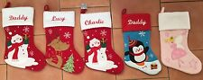 Personalised Christmas Stocking or Sack -lovely gift