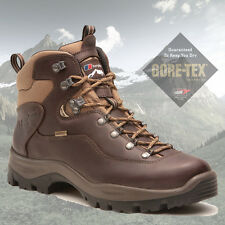 Berghaus Men's Explorer Ridge Leather Gore-Tex  Waterproof Walking Boots - New
