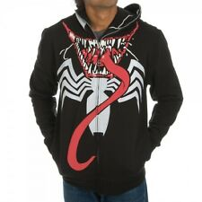 Marvel Venom Costume Hoodie With Full Hood