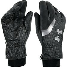 Under Armour Mens UA Extreme Cold Gear Gloves with Infrared - S/M or L/XL