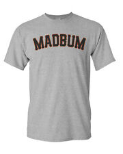 Baseball Shirt Giants Colors San Francisco Madison Bumgarner MadBum Mens T Shirt