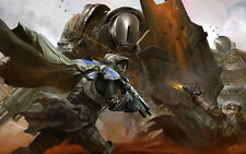 Destiny Online Action Video Hot Game 0041 POSTER PRINT A4 A3 BUY 2 GET 1 FREE