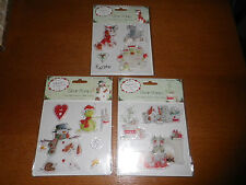 Pepper's Christmas   clear  Stamps