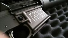 Custom High Quality Decals for All AR-15 & Similar Platforms. (CREATE YOUR OWN)