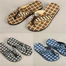 Nice Men Massage Showers Shoes Sandals Beach Thong Slippers Flip flops 0024M