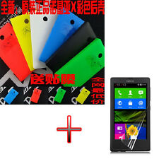 LK5 New Battery Back Door Cover Case + LCD Protector for Nokia X