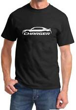 2006-10 Dodge Charger SRT8 Classic Outline Design Tshirt NEW FREE SHIPPING