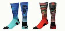 Adidas Derrick Rose NBA Sublimated Basketball Statement Socks Lakeshore, Redline