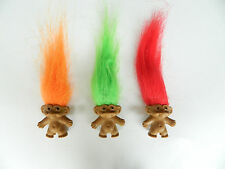 Troll Pencil Toppers - Choose Colour & How Many - Party Bag/Stocking -NEW Sealed
