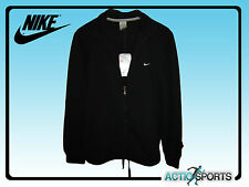 "MENS NIKE "" TEAM ""  ZIPPED JACKET in BLACK in Small to XL *Limited*"