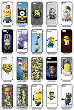 Despicable Me Minions Phone Case, Apple iPhone 5S (Black or White Cases)