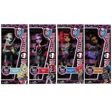 Monster High Doll Dance Class Lagoona Blue, Operetta Howleen Wolf Rebecca Steam