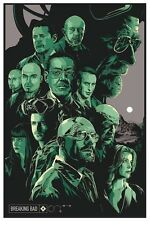 0144 Breaking Bad Season TV Show POSTER art print A4 A3 BUY 2 GET 1 FREE