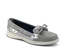 Women's Sperry Top-Sider Angelfish Charcoal/Silver 9266040