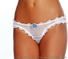 Adult Women Coquette 1056 Sheer Panty lingerie