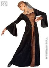 Womens Madame Bovary Ladies Costume Princess Queen Fancy Dress in S M L New