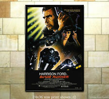 Blade Runner - Classic Film/Movie Poster (reproduction)