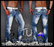 """ALL SIZES AVAILABLE New Kosmo Lupo Mens Jeans SIZE 34  Mens x """" Jeans Australia"""