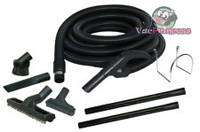 Central Vacuum Home Auto Car Garage Kit w/Hose, Wands & Attachments Beam Vacuflo