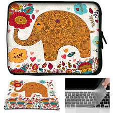 """Laptop Waterproof Sleeve Case Bag+Mouse Pad For 11-13.3"""" MacBook Pro Air Acer HP"""