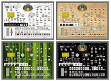 Korg Electribe SX ESX Skin Protective Decal Wrap - SEVERAL DESIGNS AVAILABLE!