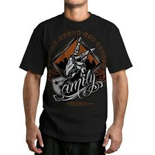Famous Stars & Straps Twitch Family Bone T Shirt Black  Urban