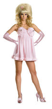 ADULTS WOMENS AUSTIN POWERS FEMBOT SASSY DELUXE FANCY DRESS COSTUME - 4 SIZES