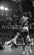 AE744 Dave Bing Detroit Pistons Reverse Layin Basketball 8x10 11x14 12x18 Photo