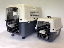 IATA APPROVED AIRLINE FLIGHT KENNELS VARI KENNEL AND LUXX AIR