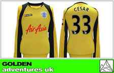 *12 / 13 - LOTTO ; QPR AWAY GK SHIRT LS / CESAR 33 = SIZE*