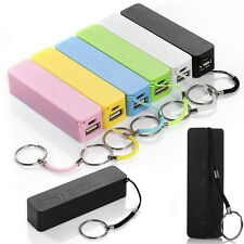 2000mAh POWER BANK Perfume Charger USB Portable External Battery Cell Phone 5S/C