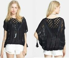 FREE PEOPLE Size S + M South Of The Equator Top New / Tags