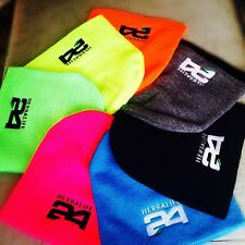 Beanie with Embroidered Herbalife 24 Logo