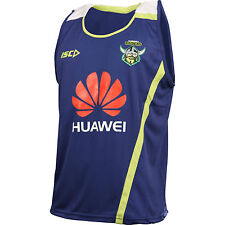 Canberra Raiders Training VEST - ISC - BNWT - SALE