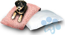 """Easy Pillow PET BED Dog or Cat 21""""x28"""" - ADD PILLOW for INSTANT BED!-Cheap Ship!"""