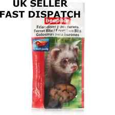 beaphar ferret treats bits 35g malt paste help clear hair balls love ur fuzzies
