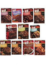 Duncan Hines Premium Brownie Mix Decadent Brownie Mix (Self-Select) 11 Choices