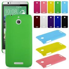 For HTC Desire 510 Hard Rubberized Matte Snap-On Back Cover Case Ultra Thin