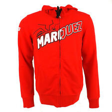 Marc Marquez 93 Marquez Ant Moto GP Hoodie Fleece Red Official New