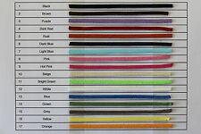 5 Meters Flat 3mm Faux Suede Cord - Choice of Colours (2)