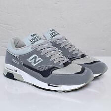 NEW BALANCE M1500UKG GREY WHITE MADE IN ENGLAND DS 577 1300 576 574 7 8 9 10 11