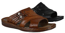 MEN EVERGREEN SANDALS SLIDES COMFORTABLE/CASUAL MEDIUM (D,M) RANGER