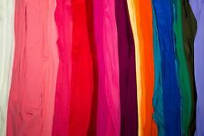 Nylon Lycra Spandex 4 Way Stretch Swimsuit Activewear Fabric 47 Colors BTY