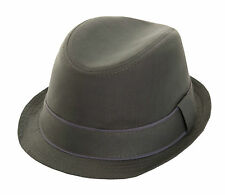 Navy Lighweight mens Trilby hat, Navy ,  (Small to Large avail) £9.99