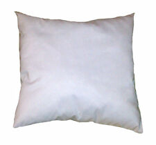 USA Handmade To Order Quality White Square Cotton Throw Pillow Inserts