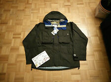 NWT Adidas Originals x Kazuki 84-LAB 3L Fishing Black Men Jacket *MSRP $580*