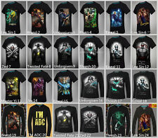 League of Legends! Game characters patterned cotton T-shirt boys girls LOL hot